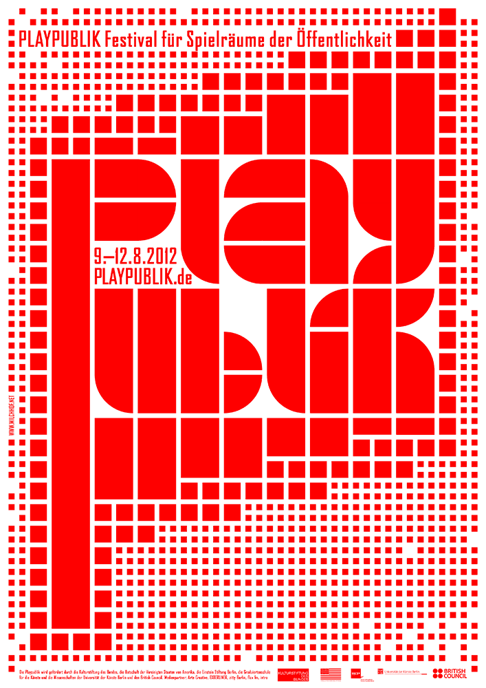 Playpublik Poster